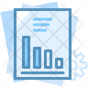 Document Business Statistic Icon