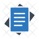 Document Files Education Icon