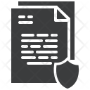 Document Paper Paperwork Icon