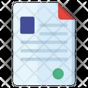Files Document Paper Icon