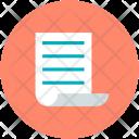 Document Documents Jotter Icon