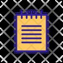 Document Art Care Icon