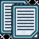 Document Archive Script Icon