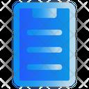 Document File Archive Icon