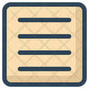 Document Page Sheet Icon