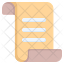 Document Paper Office Icon