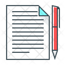 Document Page Paper Icon