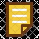 Document Seo Business Icon