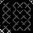 Document Gdpr List Icon