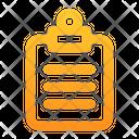 Document File Checklist Icon