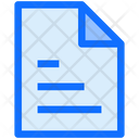 Business Finance Document Icon