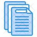 Document Office Report Icon