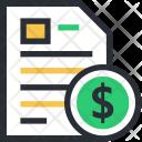 Document Analysis Report Icon