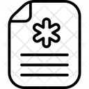 File Hospital Format Icon