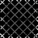 Document Folder Data Icon