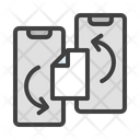 Document Mobile Send Icon