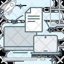 Document Electronic Document Management File Icon