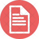 Document Extension File File Icon