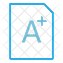Document File Assesment Icon