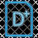 Document Paper File Icon