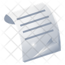 Paper Page Document Icon