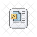 Document Note Information Icon