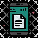 Document Data Docs Icon