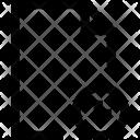Document C Time Icon