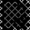 Document C Graph Icon