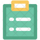 Document Clipboard Agreement Icon