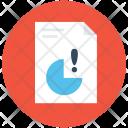 Document File Report Icon