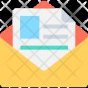Document Letter Resume Icon