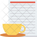 Document Freshcontent Refreshment Icon