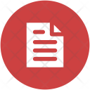 Document File Form Icon