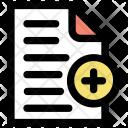 Add Document Create Icon