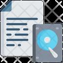 Document Backup Icon