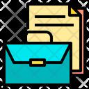 Bag Briefcase Office Icon