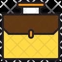Document Bag Icon