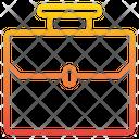Document Bag Suitcase Portfolio Icon