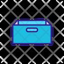 Document Box Icon