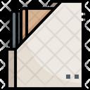 Document Box File Folder File Indox Icon