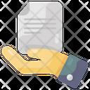 Document Care File Care Info Care Icon