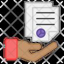 Document Care Paper Care Docs Care Icon