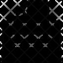 Document Case Folder Archive Icon
