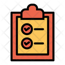 Document Clipboard Icon