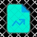 Document Data Icon