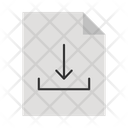 Document File Sheet Icon