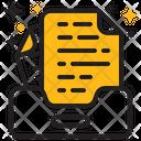 Document Drawer Icon