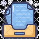 Document Drawer Storage Documents Icon