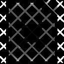 Document Error Icon